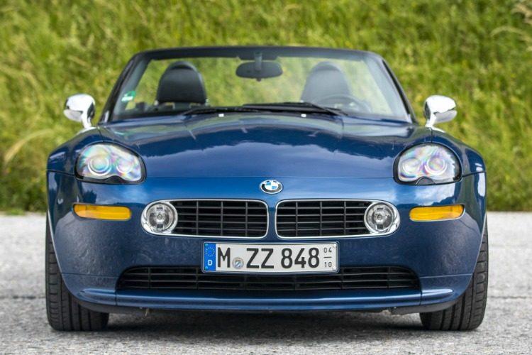 BMW Z8 Roadster (E52) '01
