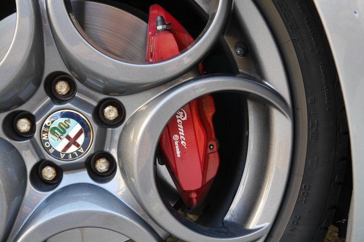 Brembo Alfa Romeo 159