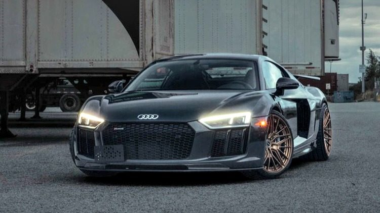 Brixton Wheels Audi R8 V10 Plus quattro '19