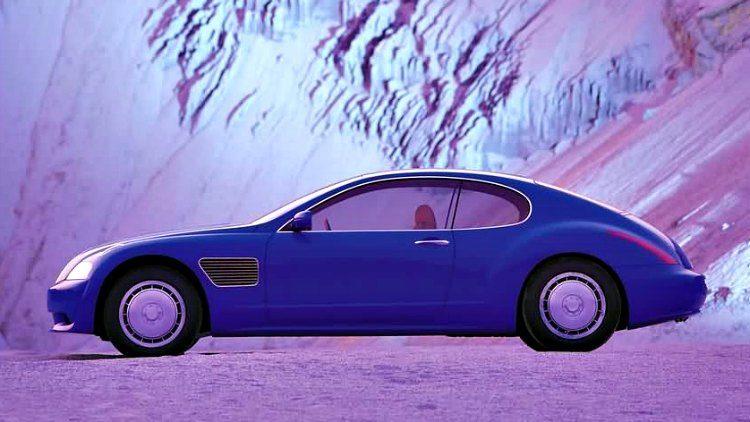 Bugatti EB118 '98