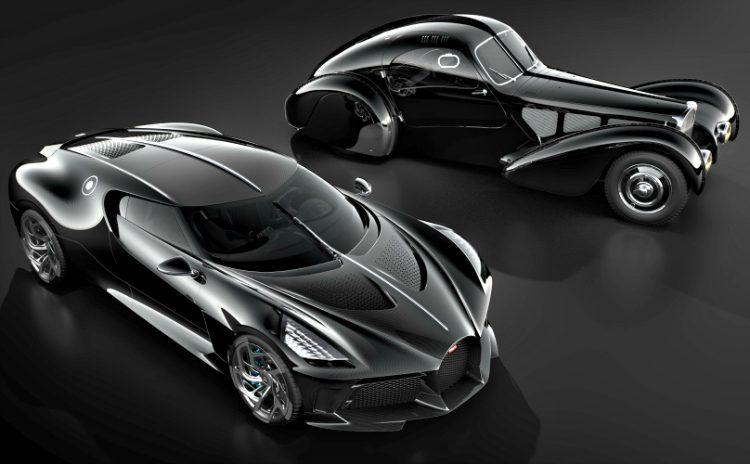 Bugatti La Voiture Noire '19