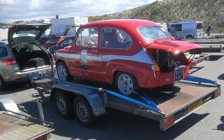 C5 met Fiat 600
