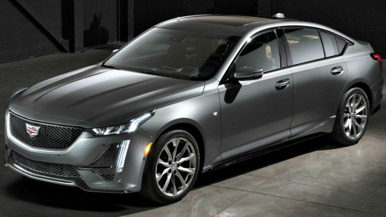 Cadillac CT5 Sport '20