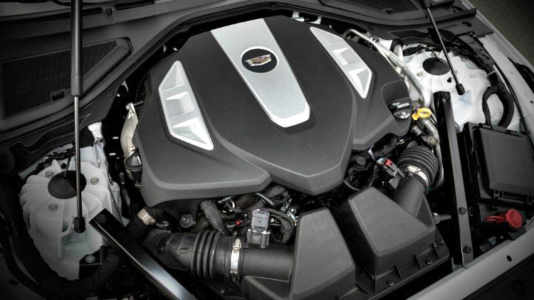 Cadillac CT6 3.0T '19