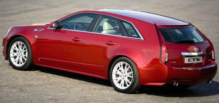 Cadillac CTS Wagon 3.6 Sport Luxury '11