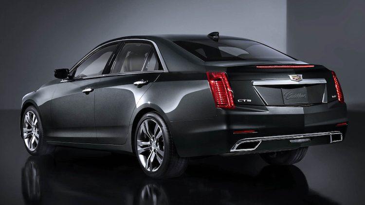 Cadillac CTS Vsport '14