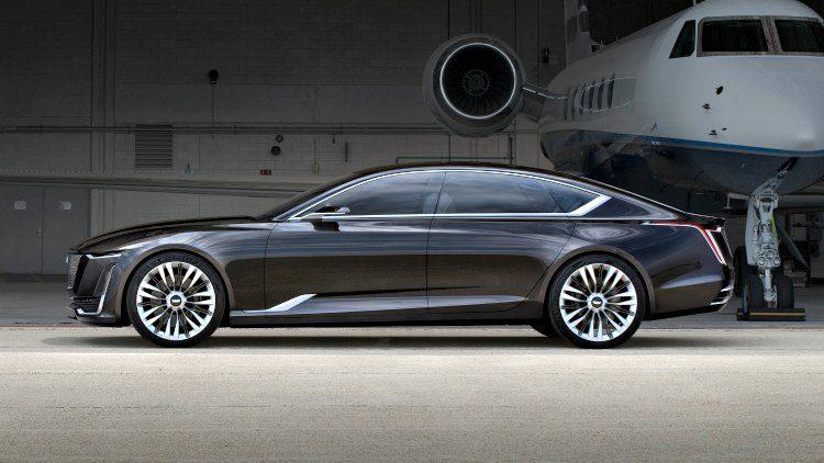 Cadillac Escala Concept '16