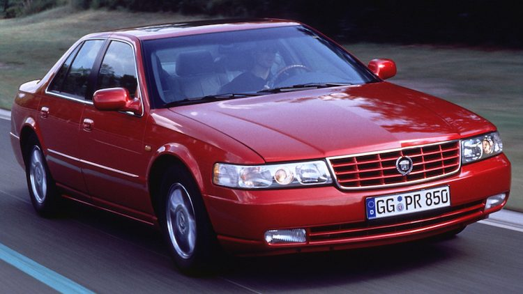 Cadillac Seville STS '01