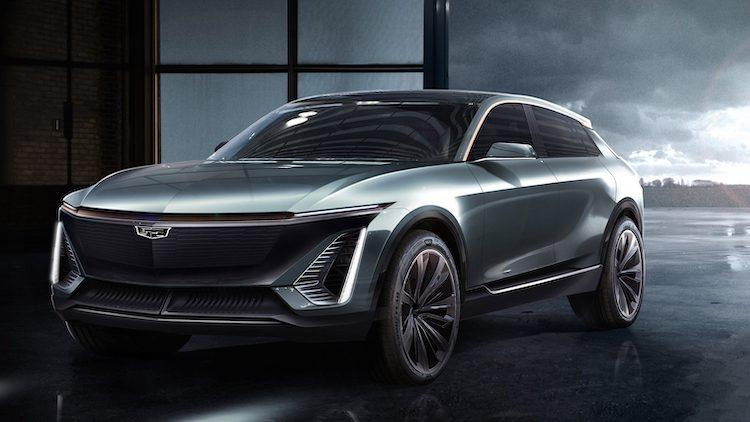 Cadillac SUV EV Concept '19