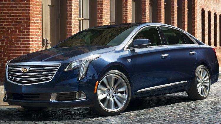 Cadillac XTS '19
