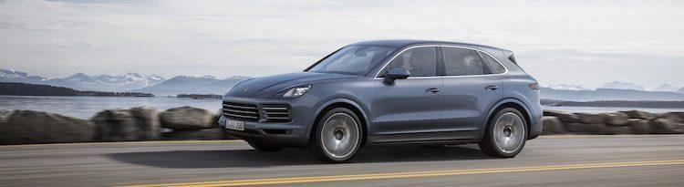 5 zaken die opvallen aan de verkoop van Porsche's in 2018