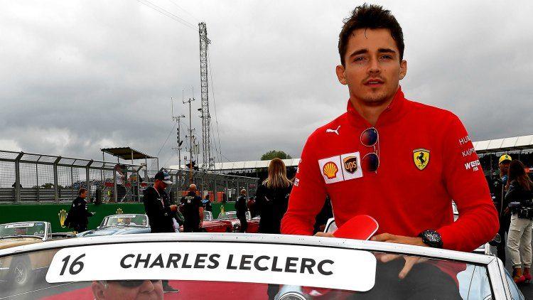 Charles Leclerc '19