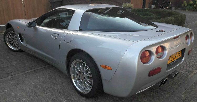 Chevrolet Corvette Coupé (C5) '98