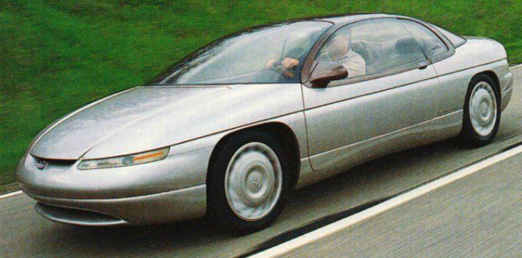 Chevrolet Monte Carlo Coupe '91