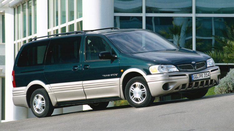 Chevrolet Trans Sport 3.4 LE '03