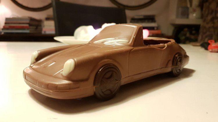 Choco Porsche