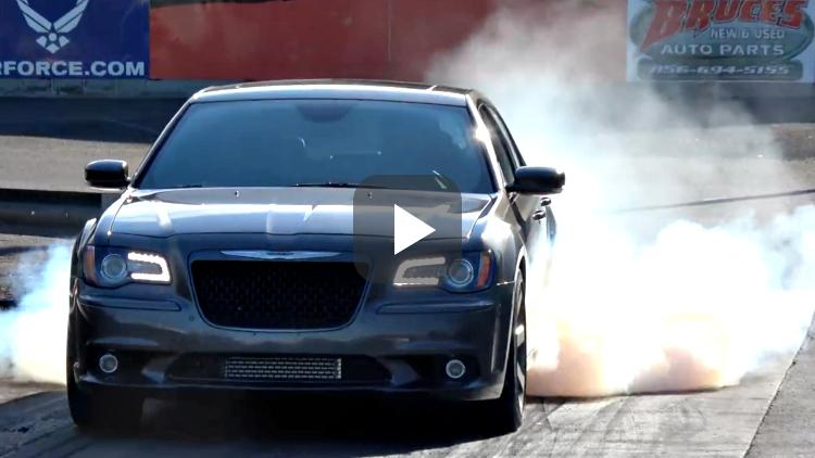 Chrysler 300C SRT-8 Hellcat