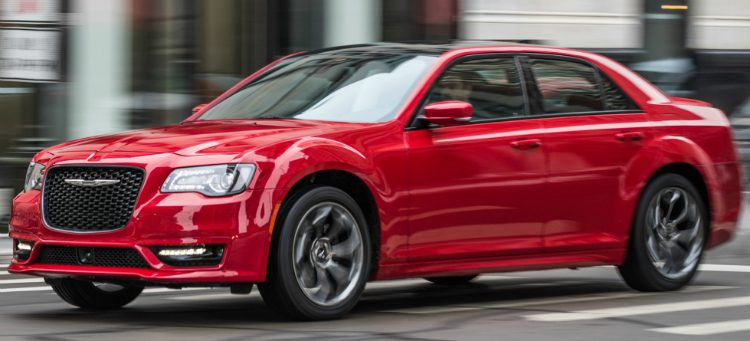 Chrysler 300S '17