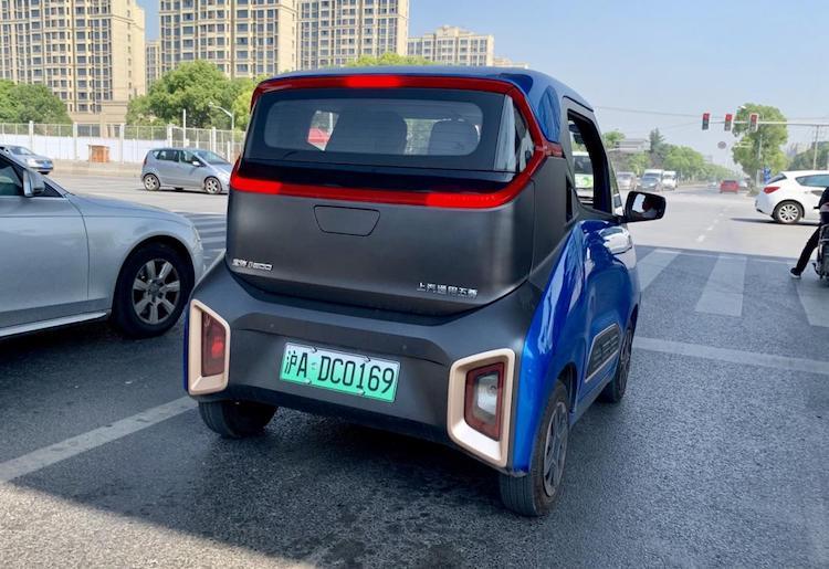 Gespot: de Citroën AMI ONE bestaat echt