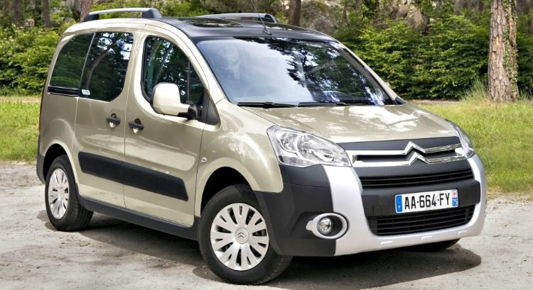 Citroen Berlingo XTR '09