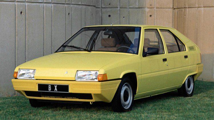Citroen BX 14 RE '82