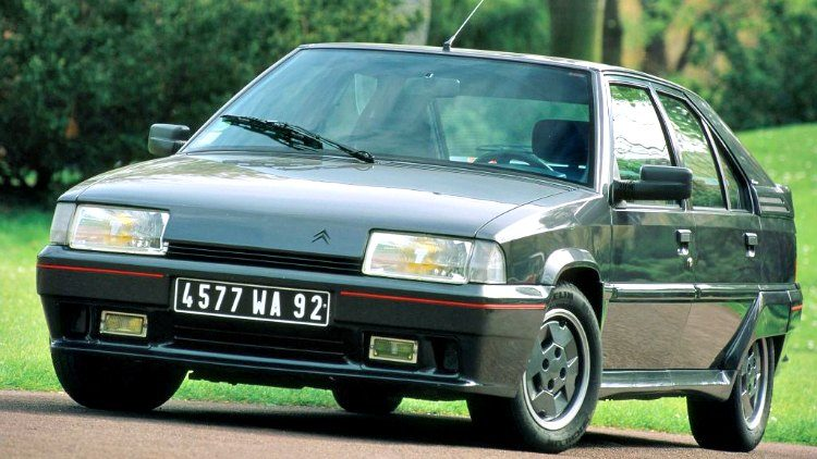 Citroen BX 16 Soupapes '90