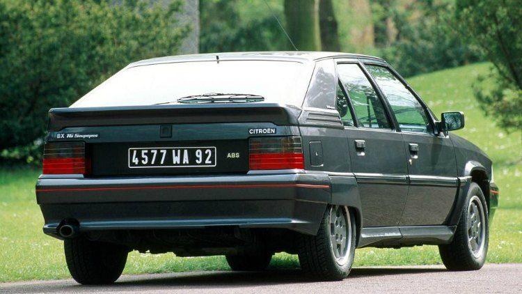 Citroen BX 16S '89