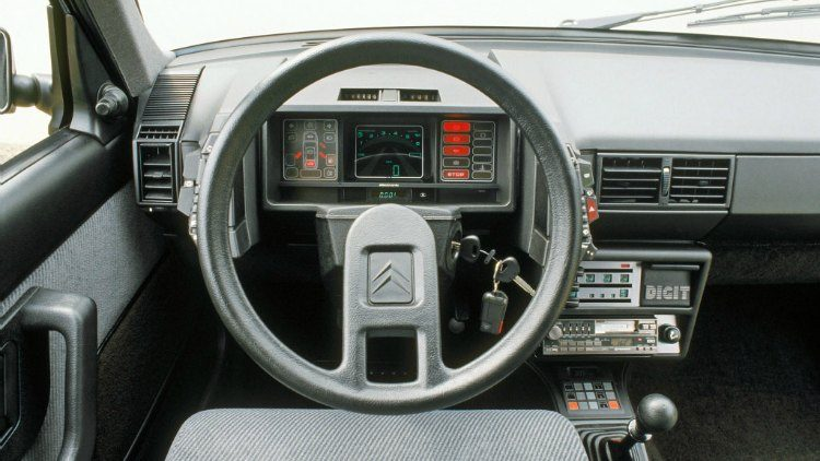 Citroen BX Digit '85