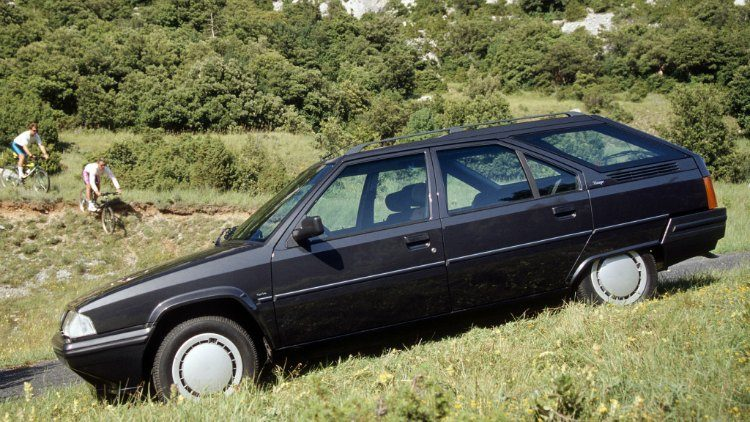 Citroen BX Break Evasion '94