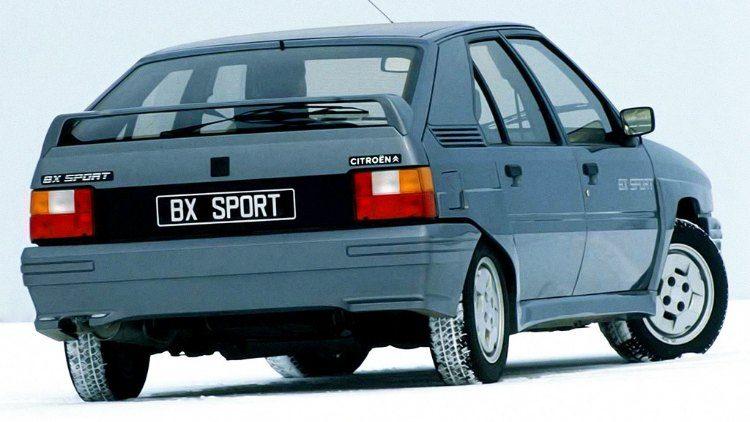 Citroen BX Sport '84