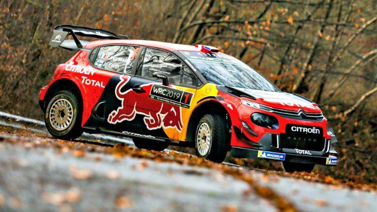 Citroen C3 WRC '19