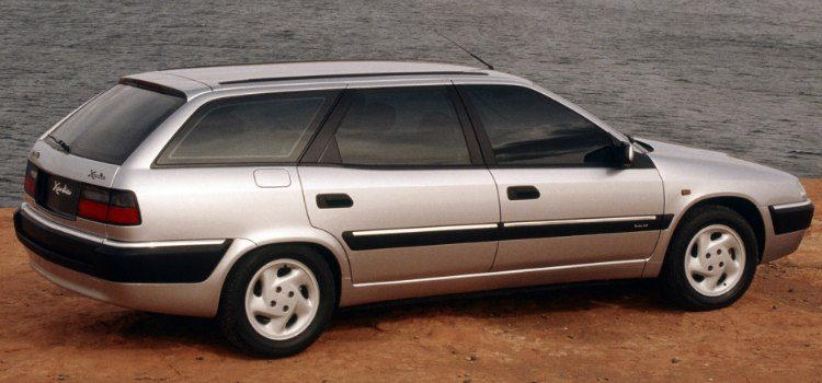 Citroen Xantia Break Turbo VSX CT '95