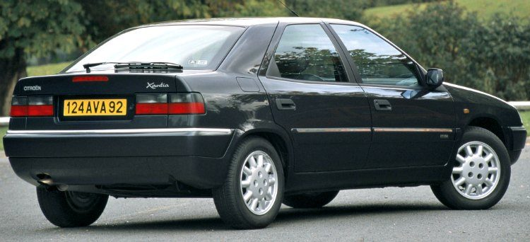 Citroen Xantia V6 Exclusive '95