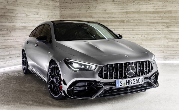 Officieel: Mercedes-AMG CLA 45 4MATIC+ Shooting Brake