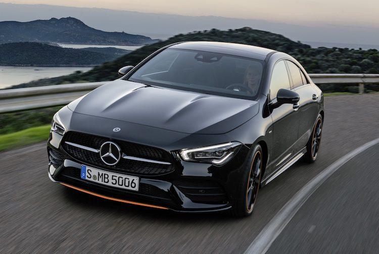 Dit zijn de prijzen van de nieuwe Mercedes CLA Coupé
