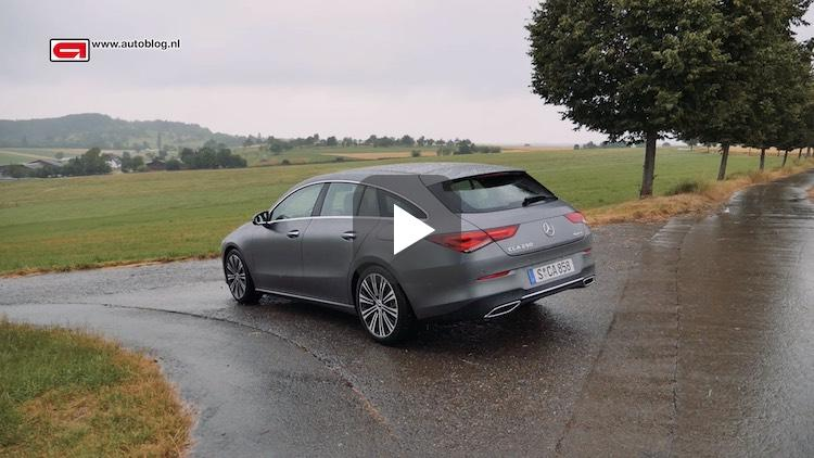 9 dingen over de Mercedes CLA Shooting Brake