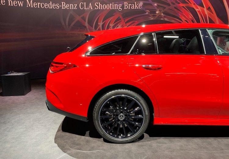Livepics: CLA Shooting Brake