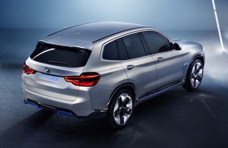 Vanaf nu kun je de BMW iX3 bestellen