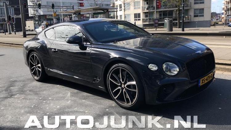 17x nieuwe Bentley Continental GT op Nederlands kenteken