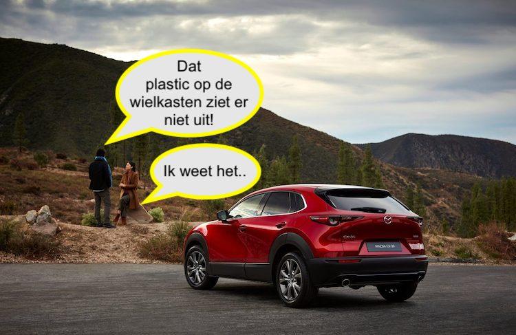 Dit kost de Mazda CX-30 in Nederland