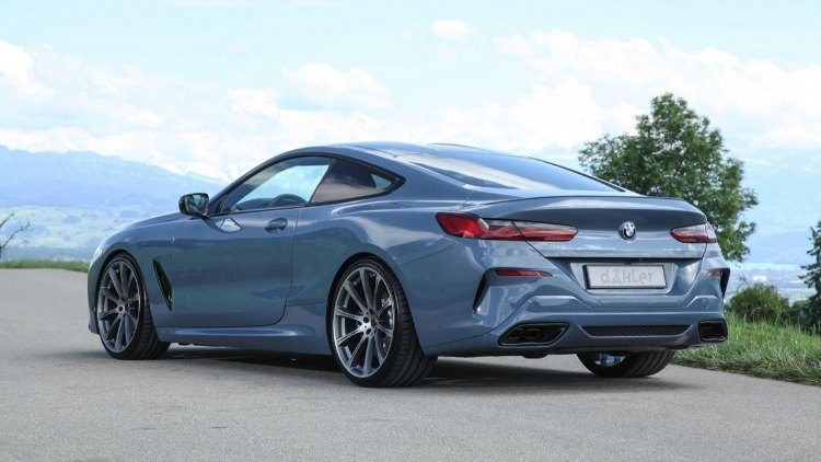 Dahler BMW M850i xDrive Coupé (G15) '19
