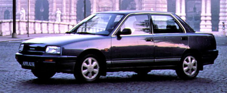Daihatsu Applause Zi 4WD '90