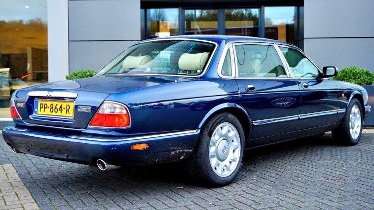 Daimler Super V8 (X308) '01