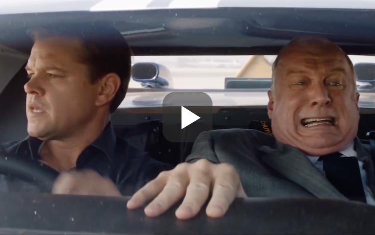Ford v. Ferrari: dit is de trailer!