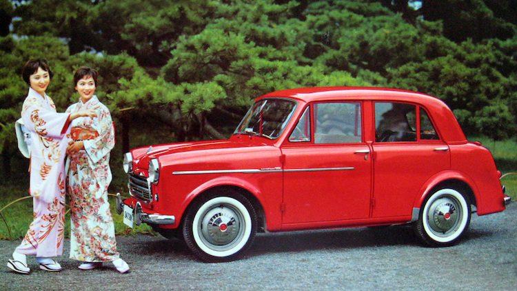 Datsun 1000 (210) '58
