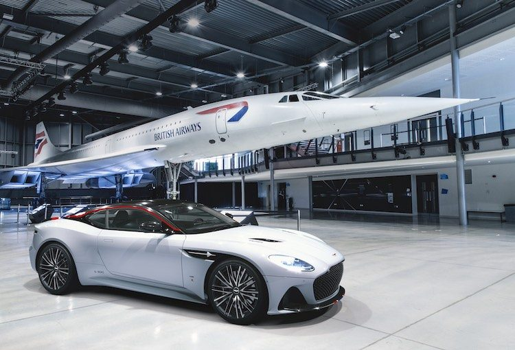 Officieel: Aston Martin DBS Superleggera Concorde