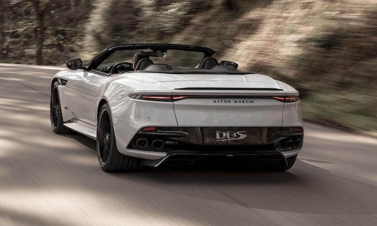 Officieel: Aston Martin DBS Superleggera Volante