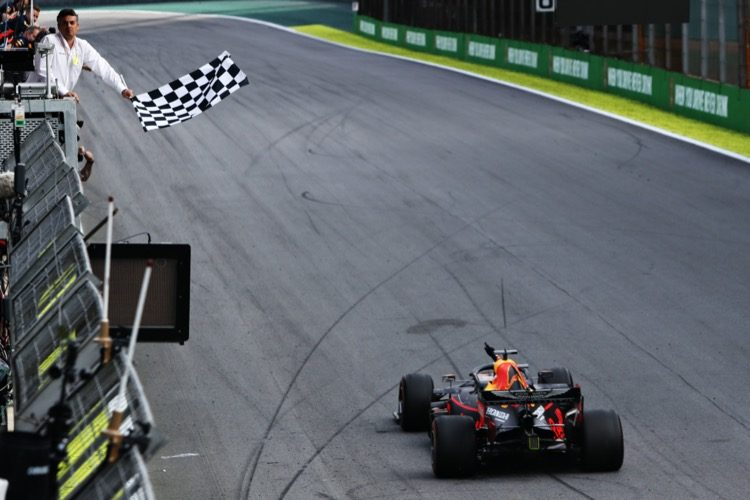Dit is de stand in het F1 kampioenschap