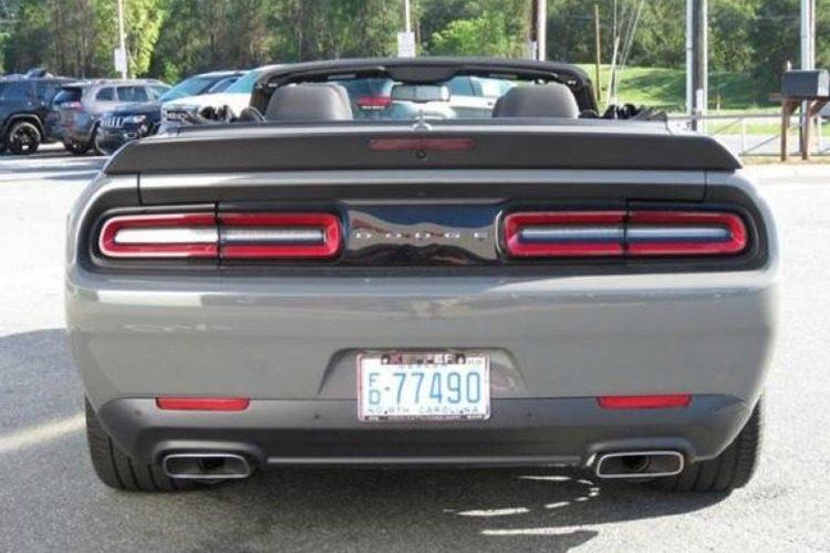 Dodge Challenger Cabriolet