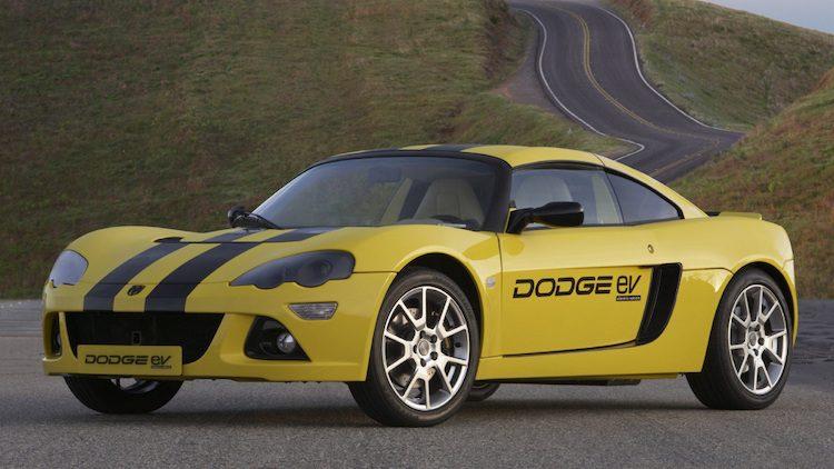 Dodge EV Concept '09